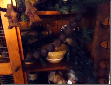 Pine pie safe