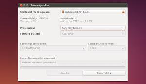 Transmageddon 1.0 in Ubuntu Linux