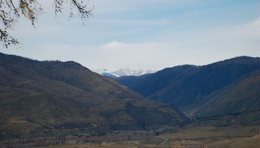 Xinjiang, Baihaba - Montagnes du Pakistan