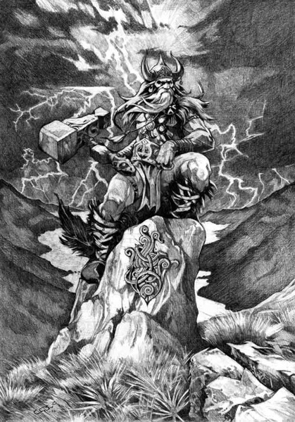 Thor mito