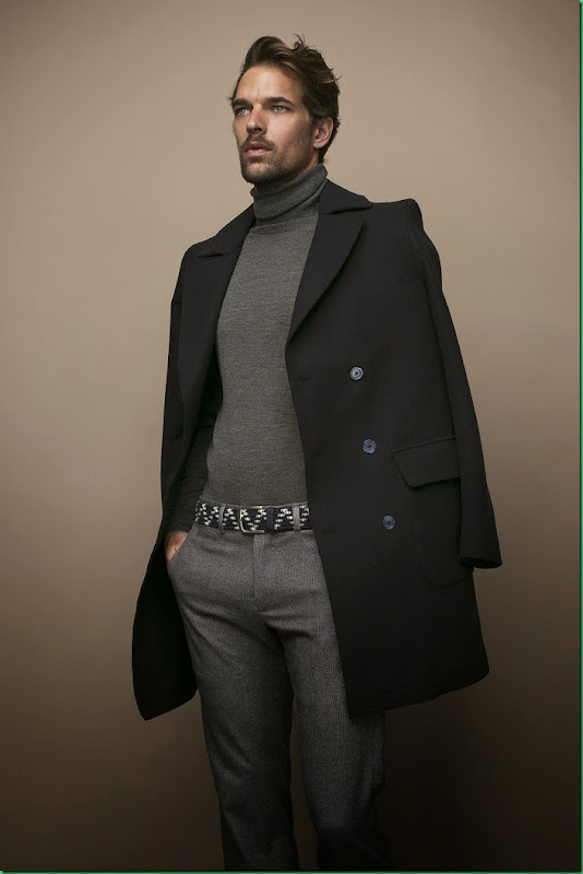 Collection: Michael Gstoettner for Emidio Tucci F/W 14 – Part II