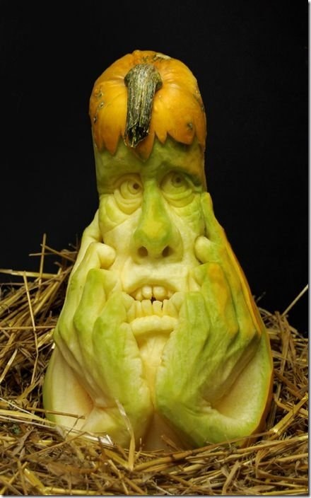 awesome pumpkin carving 15