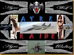 AYRERAIDE HEADER