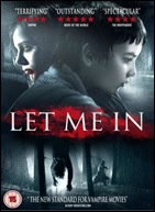 Let Me In - poster
