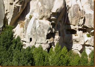 Cappadocia, pigeon roosts