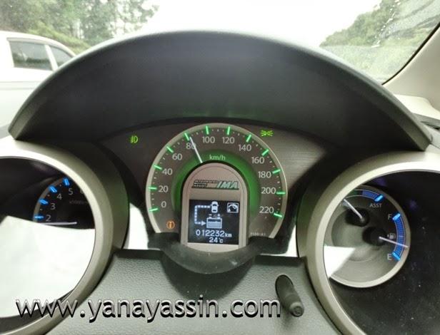 Honda Hybrid Honda Jazz  440