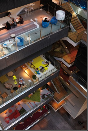 inspiring-office-design-anz-melbourne-mutliple-floors-breakout-atrium