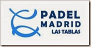 PADEL MADRID LAS TABLAS LOGO