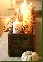 Fall Table Box