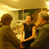 Inge-Marie, Christelle et Uffe