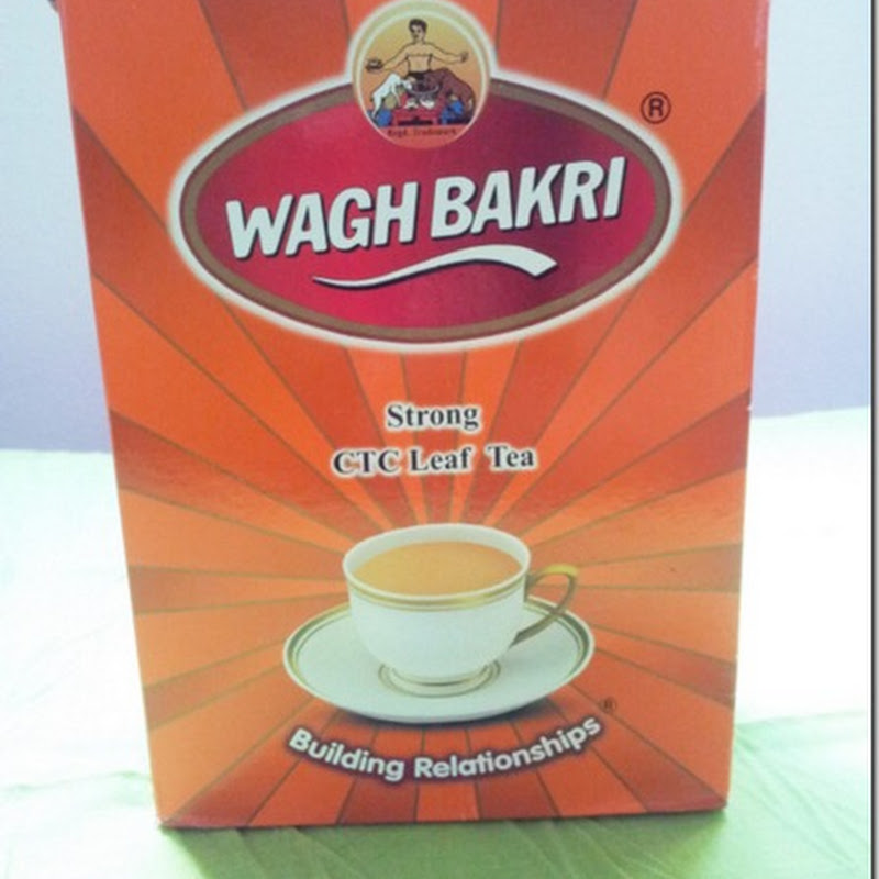 Wagh Bakri Tea Review