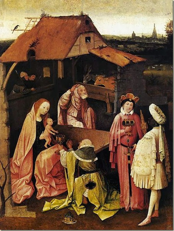 Jheronimus Bosch, Adoration des Mages