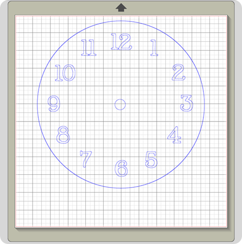 Clock Face screenshot