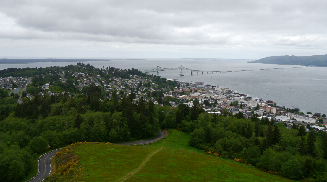 View of Astoria