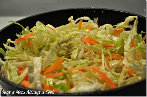 Egg Roll Stir Fry 1