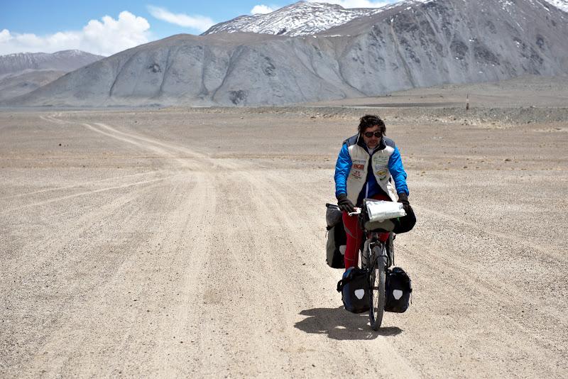 Drumul prin pustiu.
