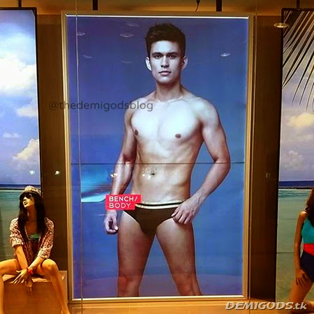 Tom Rodriguez Bench Body 2014 back to school