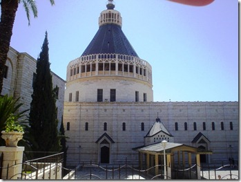 Church of the Annunciation Nazareth