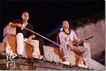 Eddie Peng in Rise of the Legend - 彭于晏 黃飛鴻之英雄有夢 33