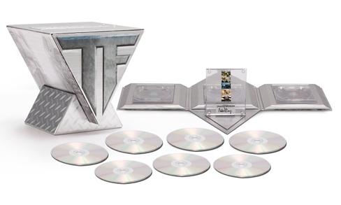 Transformers Limited Edition Collector's Trilogyชุดสะสมไตรภาคที่ไมเคิล เบย์ต้องออกมาโปรโมทเอง