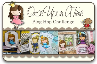 Once Upon A Time Blog Hop Challenge