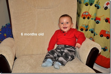 six months with text 012013 022