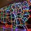 Electronic Superhighway - Continental U.S., Alaska, Hawaii