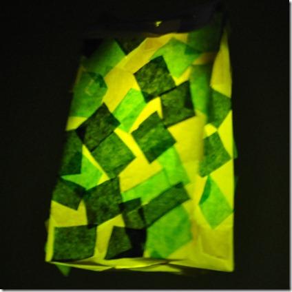 Paper lantern tutorial 9