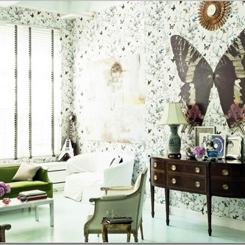 A Rocker Chic Aviary Pad.