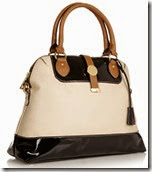 J by Jasper Conran Colour Block Handbag