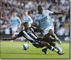 Manchester City - Newcastle Maçini seyret
