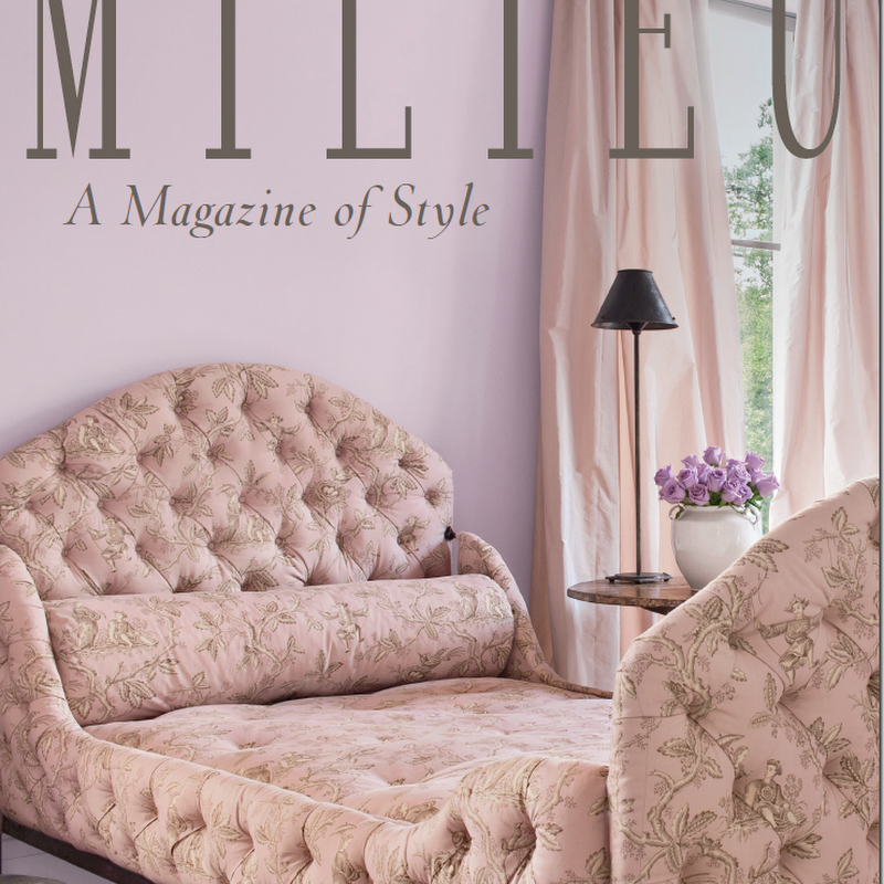 The Milieu Mini-Mag