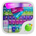 Dream Colors Go Keyboard Theme APK for Bluestacks