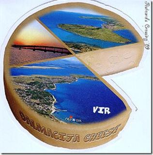 Vir Cheese, Croatia