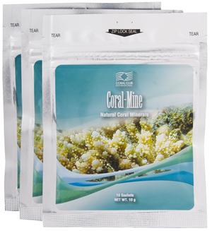 Coral Mine -Кораловият калций