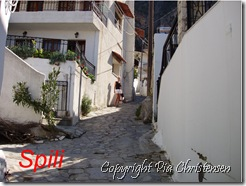 Spili - en lille bjerglandsby