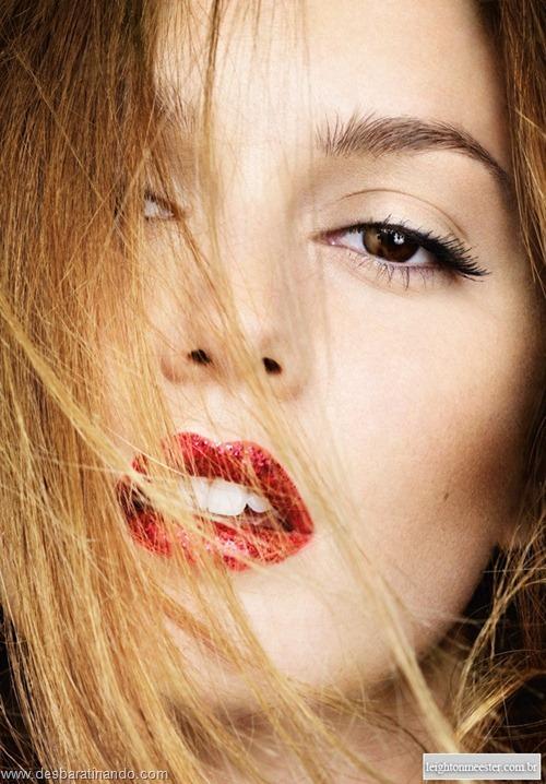 Leighton meester blair gossip girl garota do blog linda sensual desbaratinando  (57)