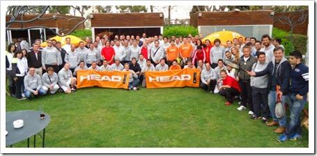 Gran éxito de los HEAD Fusion Days 2012, jornadas formativas para técnicos en Barcelona.