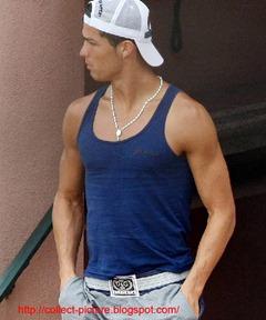Cristiano Ronaldo Hair Style (8)