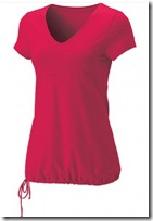 Sweaty Betty Red Top