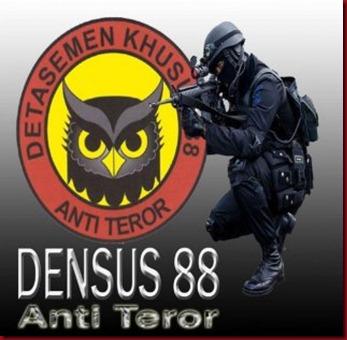 Syarat Jadi Personel Densus 88