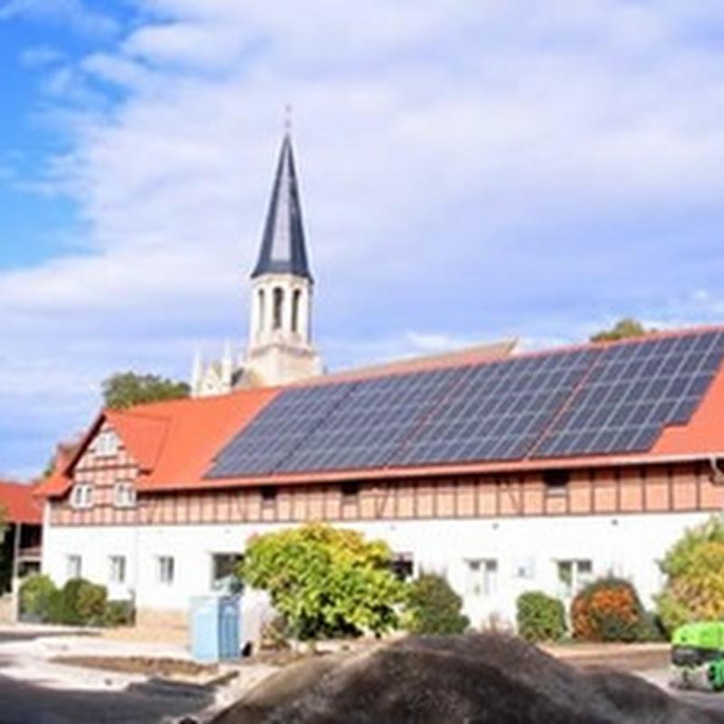Alemania rompe récord y cubre mitad de su demanda de energía con panales solares