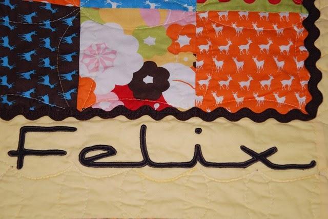 Felix Applique