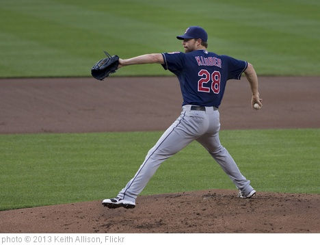 'Corey Kluber' photo (c) 2013, Keith Allison - license: http://creativecommons.org/licenses/by-sa/2.0/