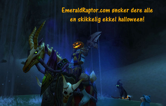 Hallow's eve in world of warcraft