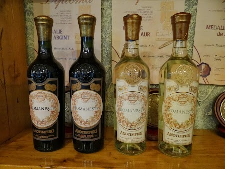Basarabia - Drumul Vinului: Colectia Anotimpuri - Romanesti