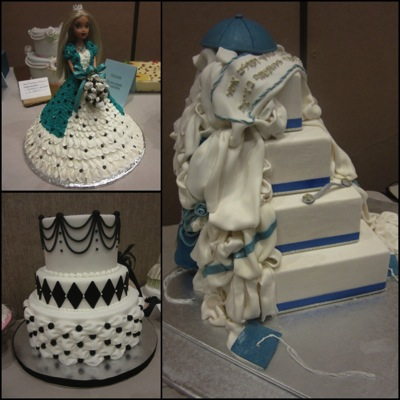 Cake decorating 3