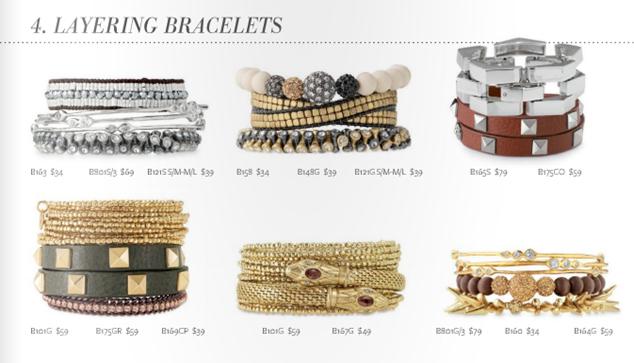stella bracelets