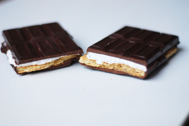 S'more Candy Bars