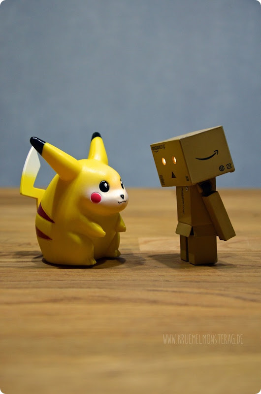 #danbo Freundschaft (Pikachu)